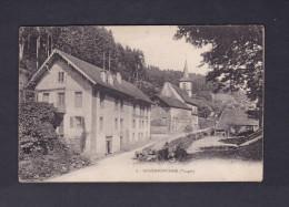 Grandfontaine (Vosges 88) ( Café Ed. La Cigogne) - France