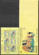 Europa Cept 2006 Bosnia/Herzegovina Serbia Booklet  ** Mnh (F3096) - 2006