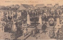 Adinkerke   Zicht Op Krijgskerkhof    Nr 1304 - De Panne