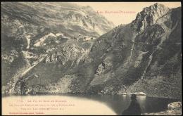713- LE PIC DU MIDI DE BIGORRE. Le Col De Sencours Et L´Hôtellerie. Vue Du Lac D´Oncet - Ohne Zuordnung