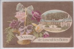 LUXEUIL LES BAINS - Souvenir De - Luxeuil Les Bains