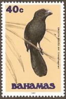 Bahamas,  Scott # 715,  Issued 1991,  Single,  MNH  Cat $ 4.00,  Bird