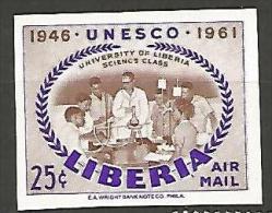 LIBERIA PA N� 126 NON DENTELE  NEUF** LUXE SANS CHARNIERE / MNH