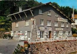 Puy De Dome  -gd Format Div- Ref  N843 - Miremont - Pont Du Bouchet - Bar Hotel Restaurant La Cremaillere - - France