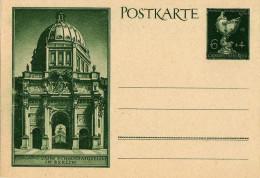 Drittes Reich 1944 Mi P 297 * [220315KI] - Briefe U. Dokumente