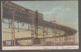 ETATS-UNIS--Elevated R R Curve Ar 110 Th Street NEW YORK-- - Transports