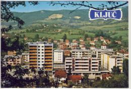 KLJUC - BiH,  Panorama,  Used 1976 - Bosnië En Herzegovina