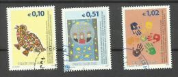 Nations Unies (Kosovo)  N°11, 14, 15 Côte 4.80 Euros - Gebraucht