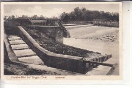 4450 LINGEN, Hanekenfahr, Wasserfall, 1928 - Lingen