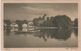 AK - Tutzing - Starnberger See - 1923 - Tutzing