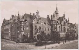 AK - Leipzig - Deutsche Buchhändlerlehranstalt Und Börse  1920 - Leipzig