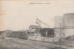 ANDILLY - LE TRAIN ARRIVE EN GARE - A VOIR - - France