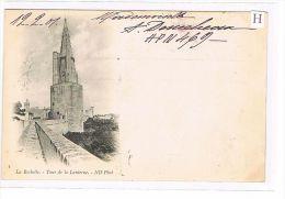 CPA (17) La Rochelle - Tour De La Laterne  (024) - La Rochelle