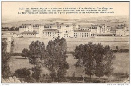 03 MONTLUCON   - Casernes  Richemont  - Vue Generale - Montlucon