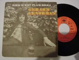 Gerard Lenorman - Il - Cbs 7321 - France - Vinyl-Schallplatten