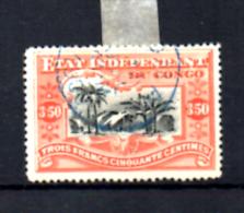 1894  Mols, Village, 27 Ø, Cote 155 €, - Congo Belge