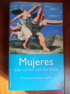 Mujeres Que Corren Con Los Lobos (Clarissa Pinkola Estés) De 2003 - Livres, BD, Revues