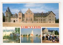 CP 10*15/MM1264/LURCY LEVIS MULTIVUES CHATEAU DE BEGHIN - France