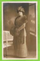 Jenny Dirmer, autographe, vintage