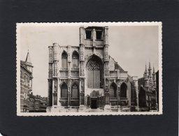 52611    Belgio,  Louvain,  La  Collegiale Saint-Pierre,  Entree Principale,  NV - Leuven