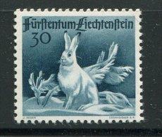 Liechtenstein ** - N° 225 - Lapin - Liechtenstein