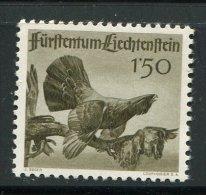 Liechtenstein ** - N° 226 - Coq De Bruyère - Liechtenstein
