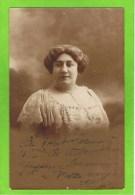 M. Lejeune  Premi�re Du�gnes-M�re Dugazon Theatre Royal d�Anvers autographe