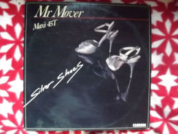 "Album MAXI 45\"". Mr MOVER.  Silver Shoes.  1979. - Vinyles"