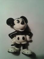 1 FIGURINE FIGURE DOLL PUPPET DUMMY TOY IMAGE POUPÉE - MICKEY DISNEY BULLY HANDPAINTED - Disney