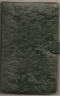 AGENDA DE L'HOMME MODERNE  Creation Agenda Mignon ANNEE 1956 - Agende Non Usate