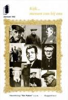 """BUGGENHOUT - Jaarboek 1992 - """"Kijk... Mensen Van Bij Ons"""" - Buggenhout"""