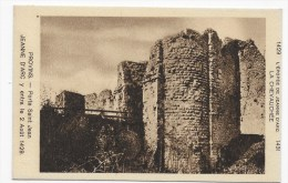 (RECTO / VERSO) PROVINS - PORTE SAINT JEAN - JEANNE D' ARC Y ENTRA LE 2 AOUT 1429 - Provins