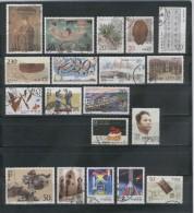 Cina 1996-97 Selection Of Used Stamps - Selezione Di Francobolli Usati - Cina