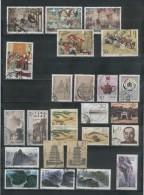 Cina 1994 Selection Of Used Stamps - Selezione Di Francobolli Usati - Cina