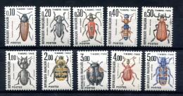 Lot De Timbres Taxe  Neufs *** - Maury 105 à 114 -  Cote 7,50 - T 100 - 1960-.... Neufs