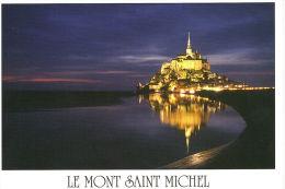 LE MONT SAINT MICHEL. Merveille De L'occident . Flamme - Le Mont Saint Michel