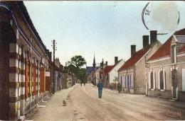 FR-45: SELLES-SAINT-DENIS: Rue De L'Aulne - La Chapelle - Other Municipalities