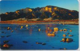 TAIWAN PHONECARD(CHIP) VOLCANO - 11/06-USED(3) - Vulkane