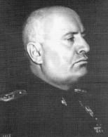 Benito Mussolini - Personaggi Storici