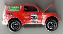 Voiture miniature Majorette Mitsubishi Pajero