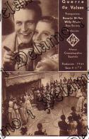 SPAGNA-Cartolina Pubblicitaria-- Guerra De Valses-- Produccion  1934 - Fotos