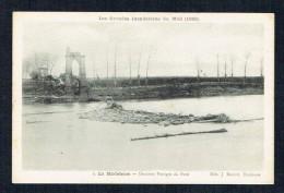 82 - LA MADELEINE - Derniers Vestiges Du Pont- Les Grandes Inondations Du Midi (1930) - Non Classés