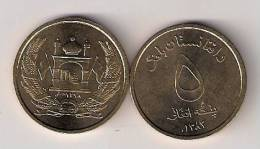 Afghanistan 5 Afghani 2004. UNC KM#1046 - Afghanistan
