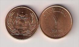 Afghanistan 1 Afghani 2004. UNC KM#1044 - Afghanistan