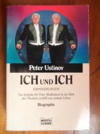 Ich Und Ich (Peter Ustinov)  De 1993 - Livres, BD, Revues