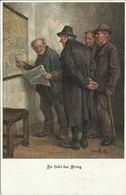 """AK Rotes Kreuz """"So Steht Der Krieg"""" Color 1916 #12 - Croix-Rouge"""