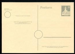 BERLIN P31 Postkarte Rathaus Neukölln ** 1956  Kat. 60,00 € - Postkarten - Ungebraucht