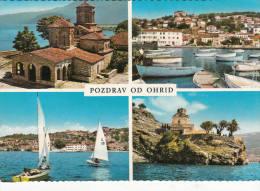 1960 Circa POZDRAV OD OHRID - Macedonia