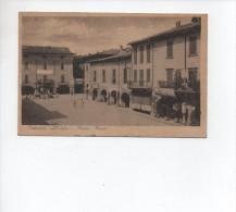 PALAZZOLO  SULL ´  OGLIO  , Brescia  ,  Piazza  Roma - Brescia