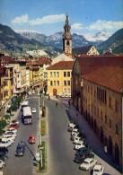 Bolzano - Piazza Domenicani Verso Il Catinaccio - 43331 - Formato Grande Viaggiata Mancante Di Affrancatura - Bolzano (Bozen)